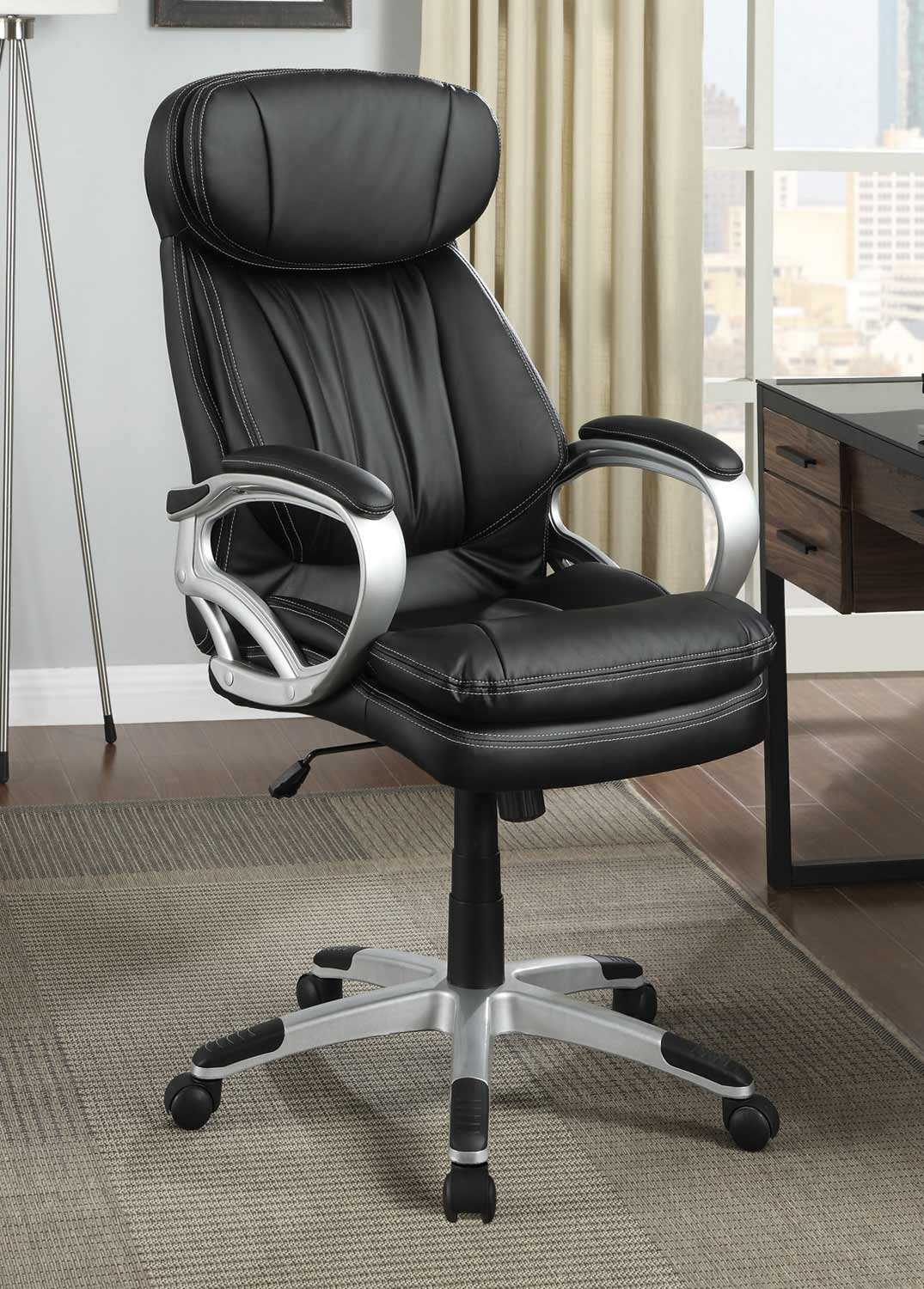 Coaster 800165 Office Chair - Black