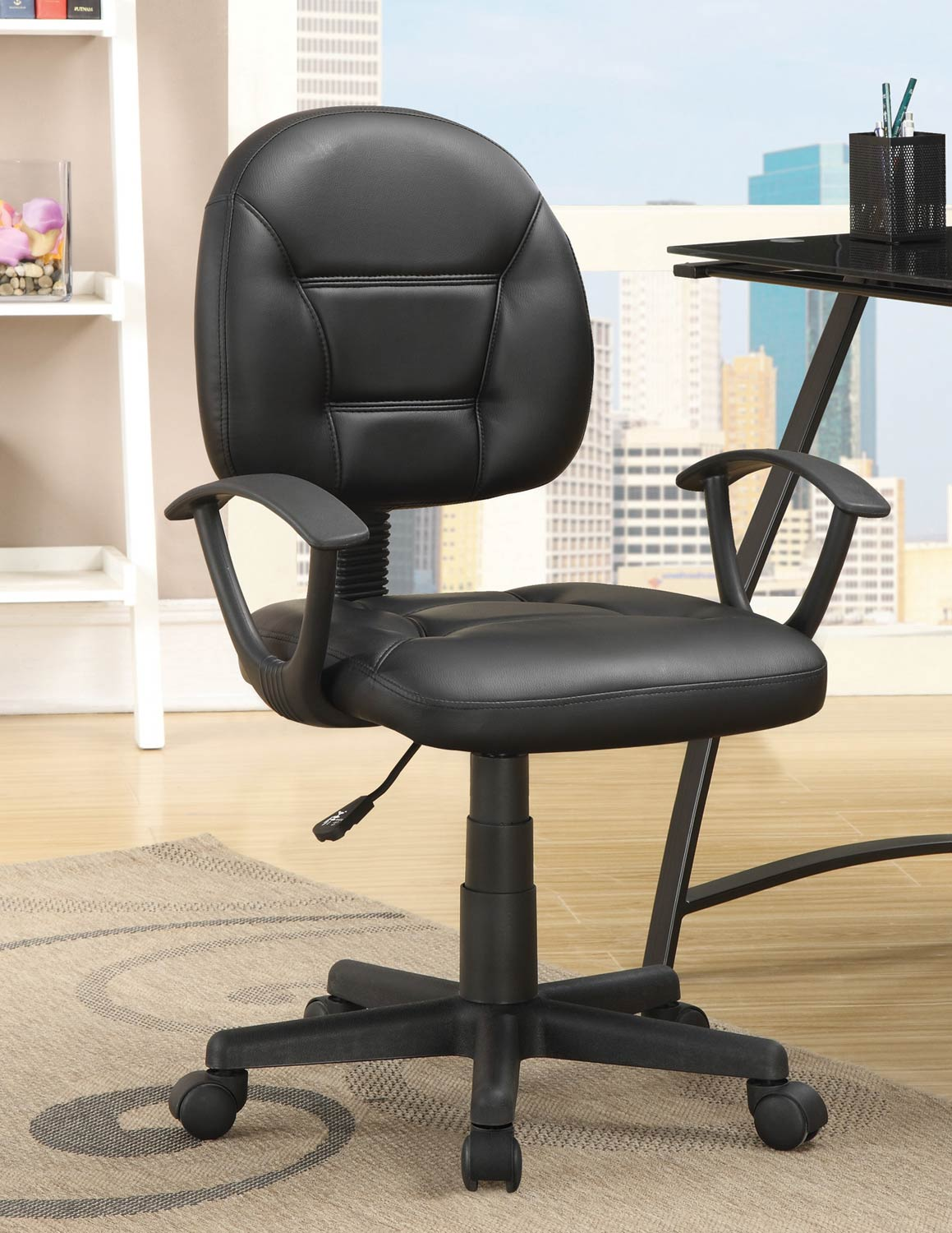 Coaster 800178 Office Chair - Black