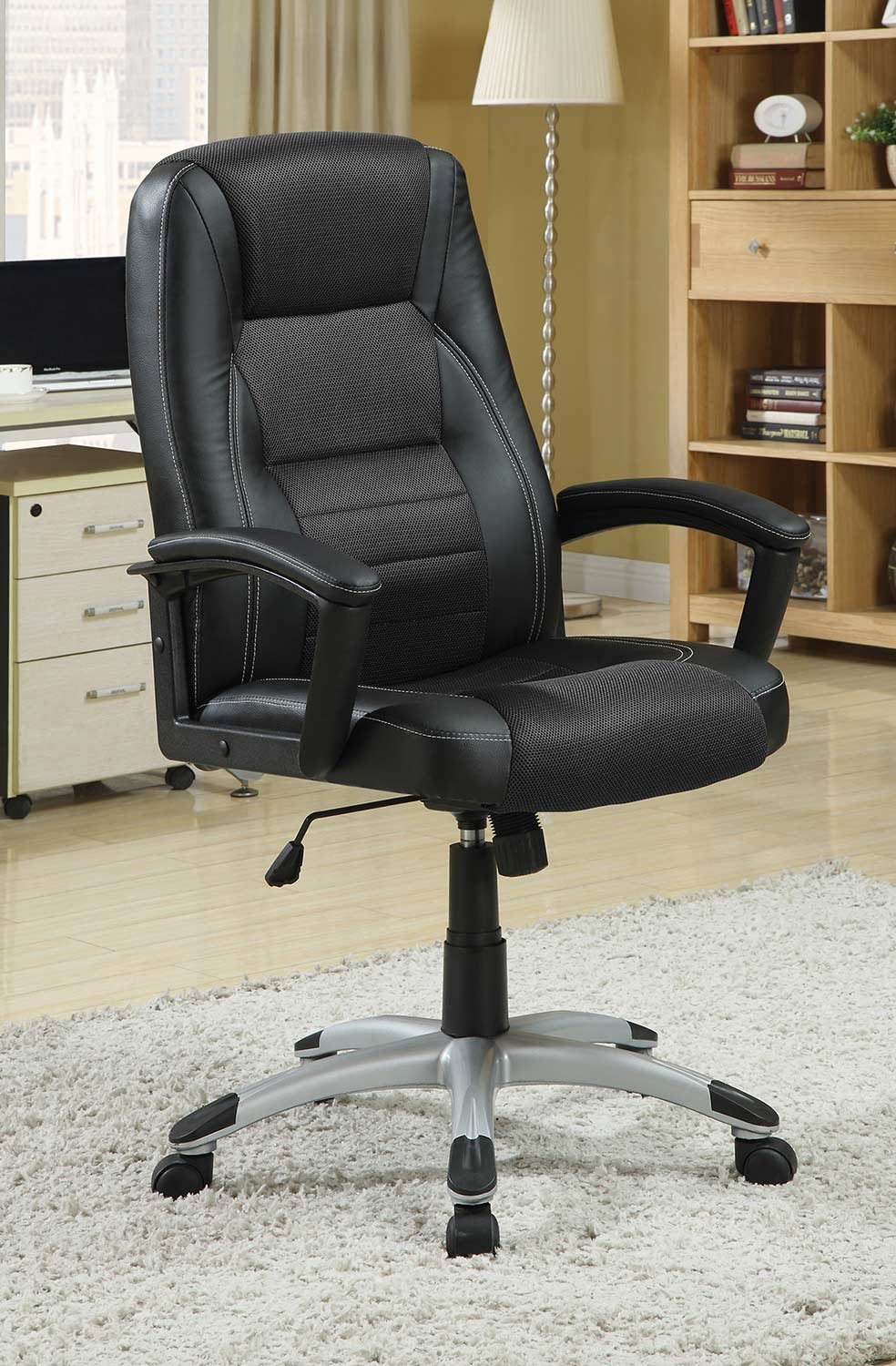 Coaster 800209 Office Chair - Black