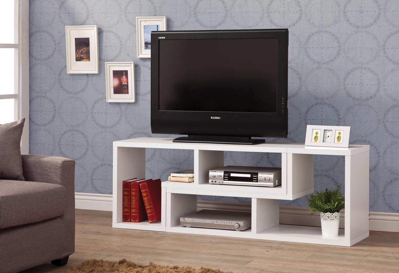 Coaster 800330 Bookshelf - White