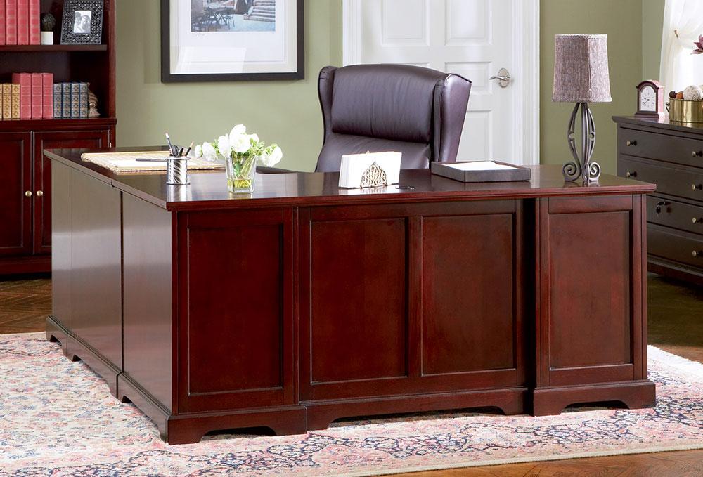 Coaster Foster L Shaped Desk