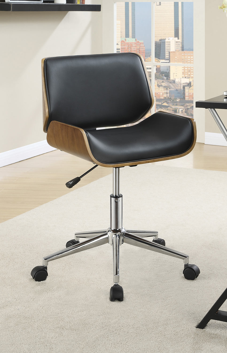 Coaster 800612 Office Chair - Black