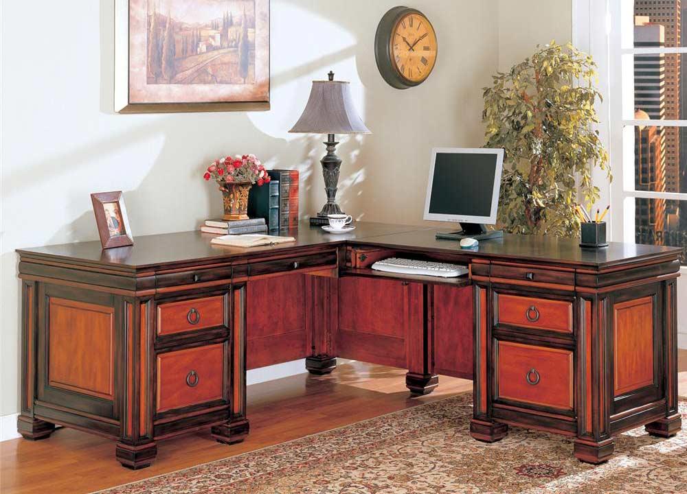 Coaster 800691 L-desk