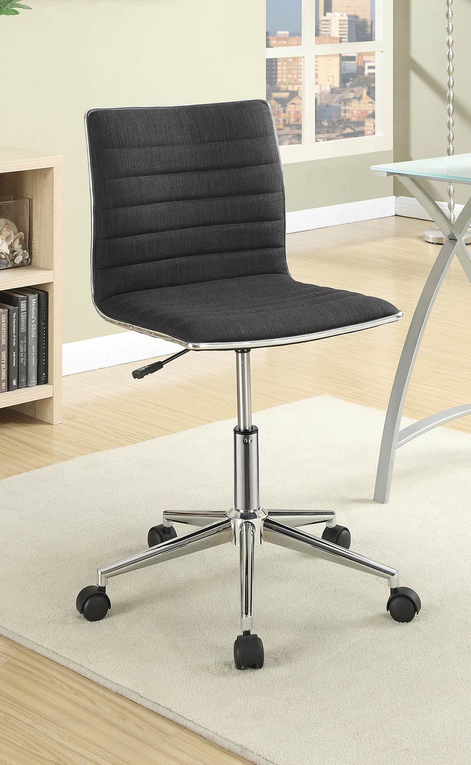 Coaster 800725 Office Chair - Black