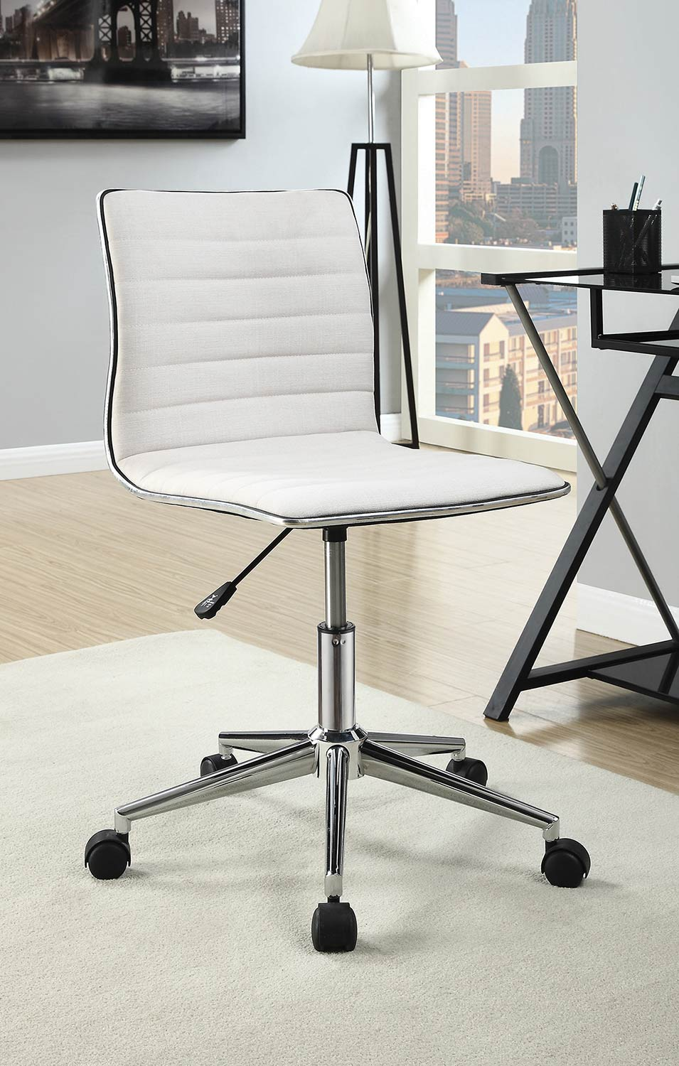 Coaster 800726 Office Chair - White