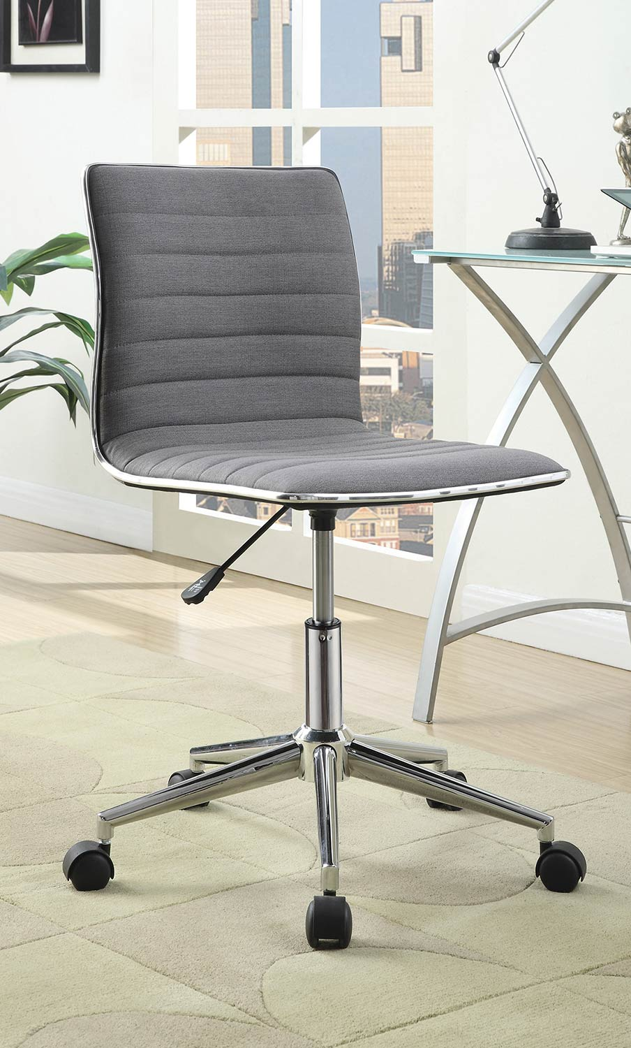 Coaster 800727 Office Chair - Grey