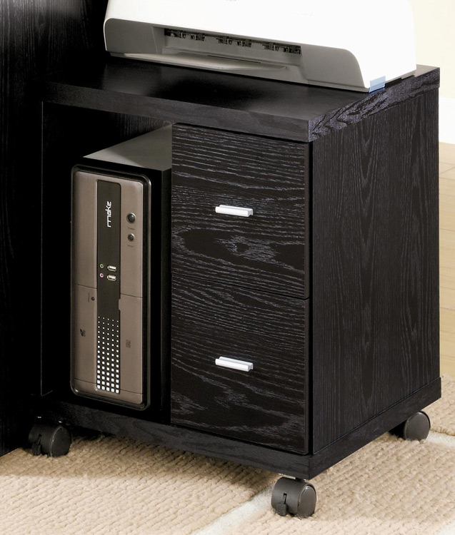 Coaster 2 Drawer Computer Stand 800822