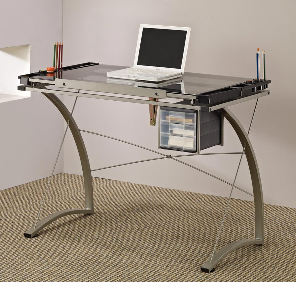 800986 Drafting Desk - Coaster