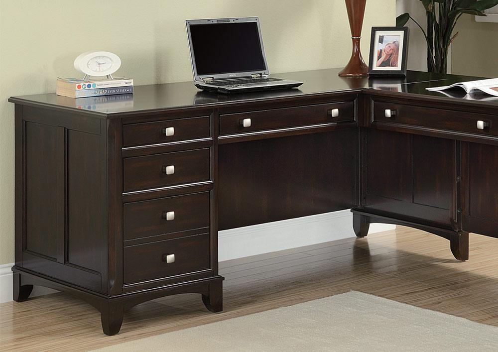 Coaster Garson L-Shaped Desk