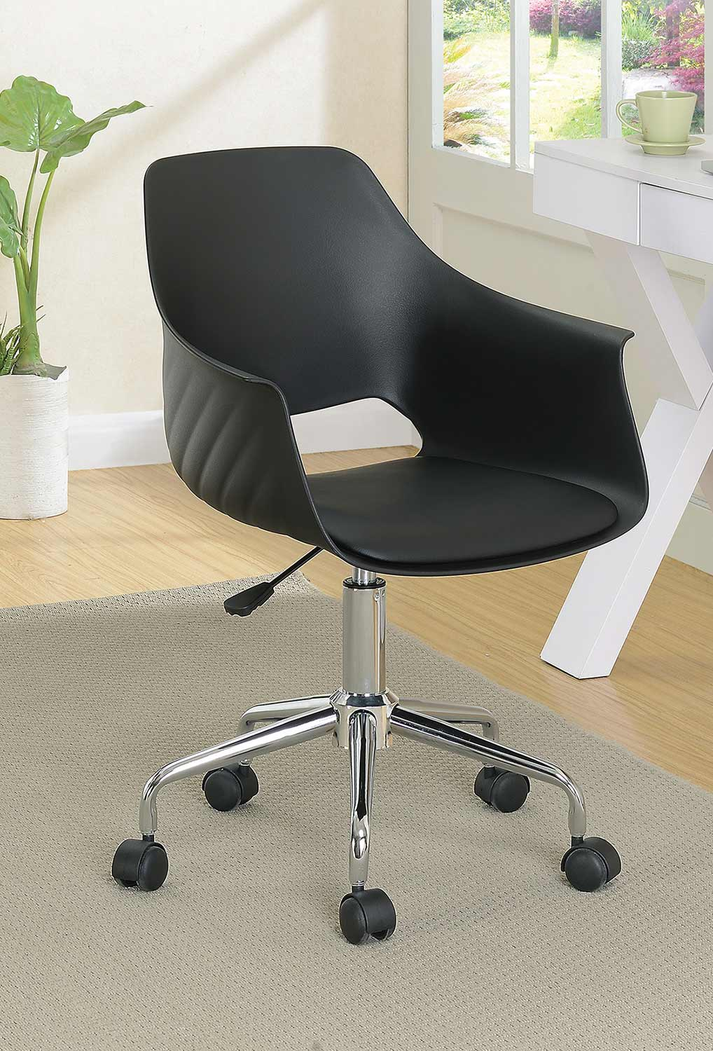 Coaster 801129 Office Chair - Black