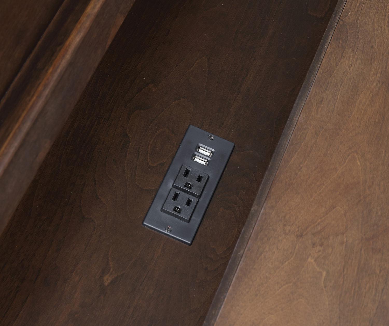 Coaster 801139 Writing Desk - Chestnut