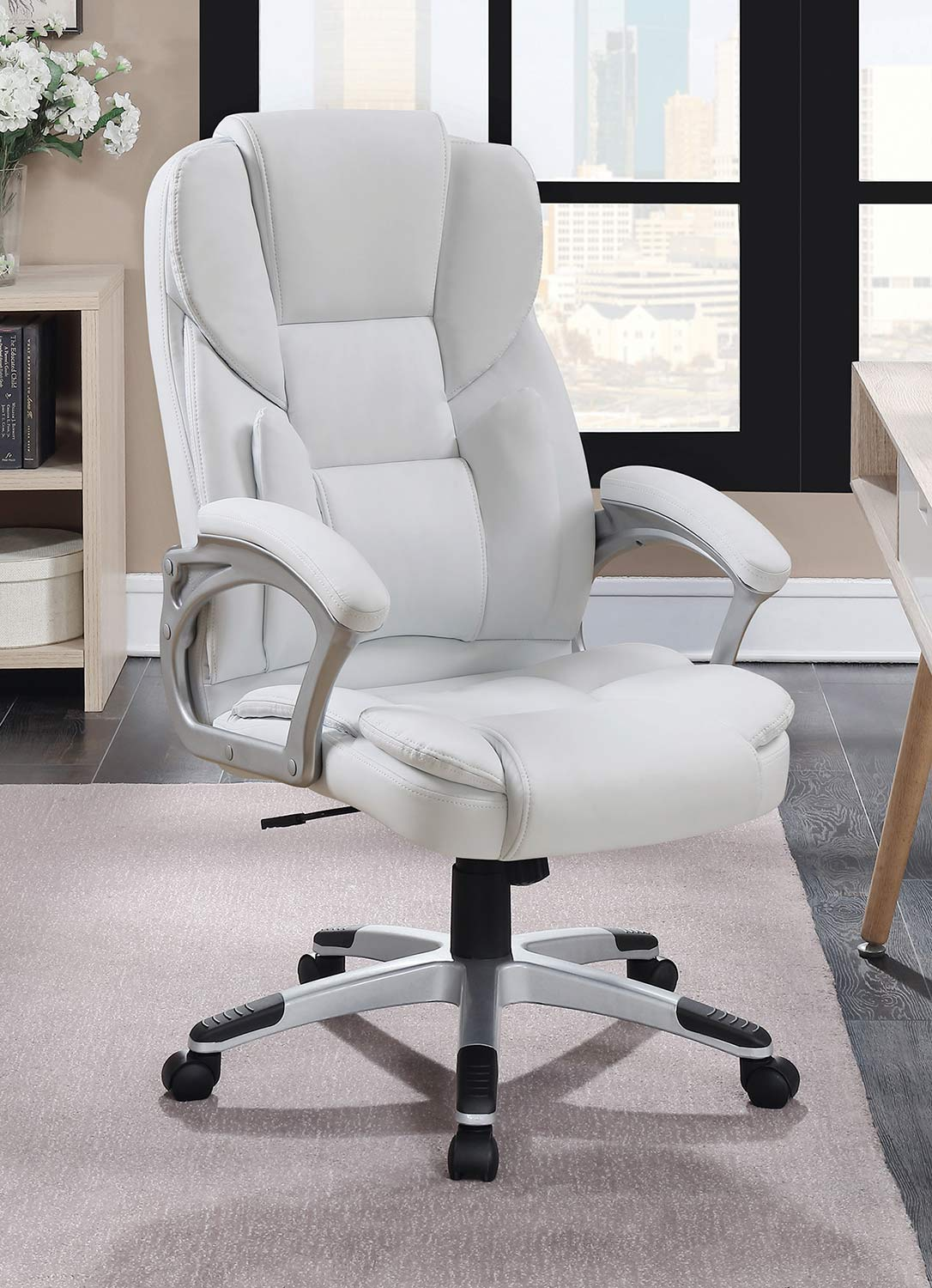 Coaster 801140 Office Chair - White