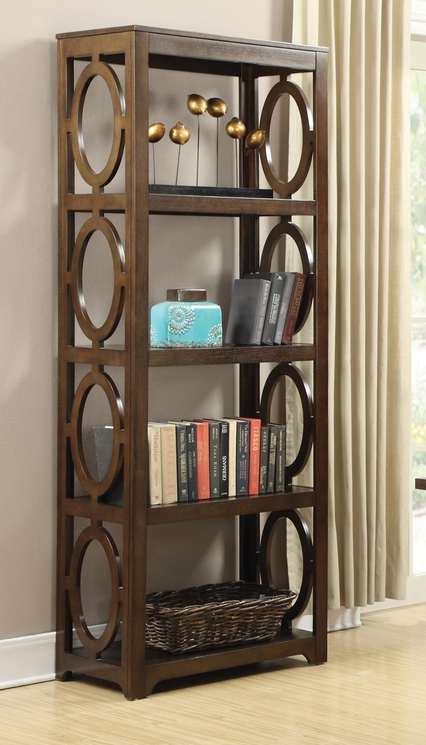 Coaster Enedina Bookshelf