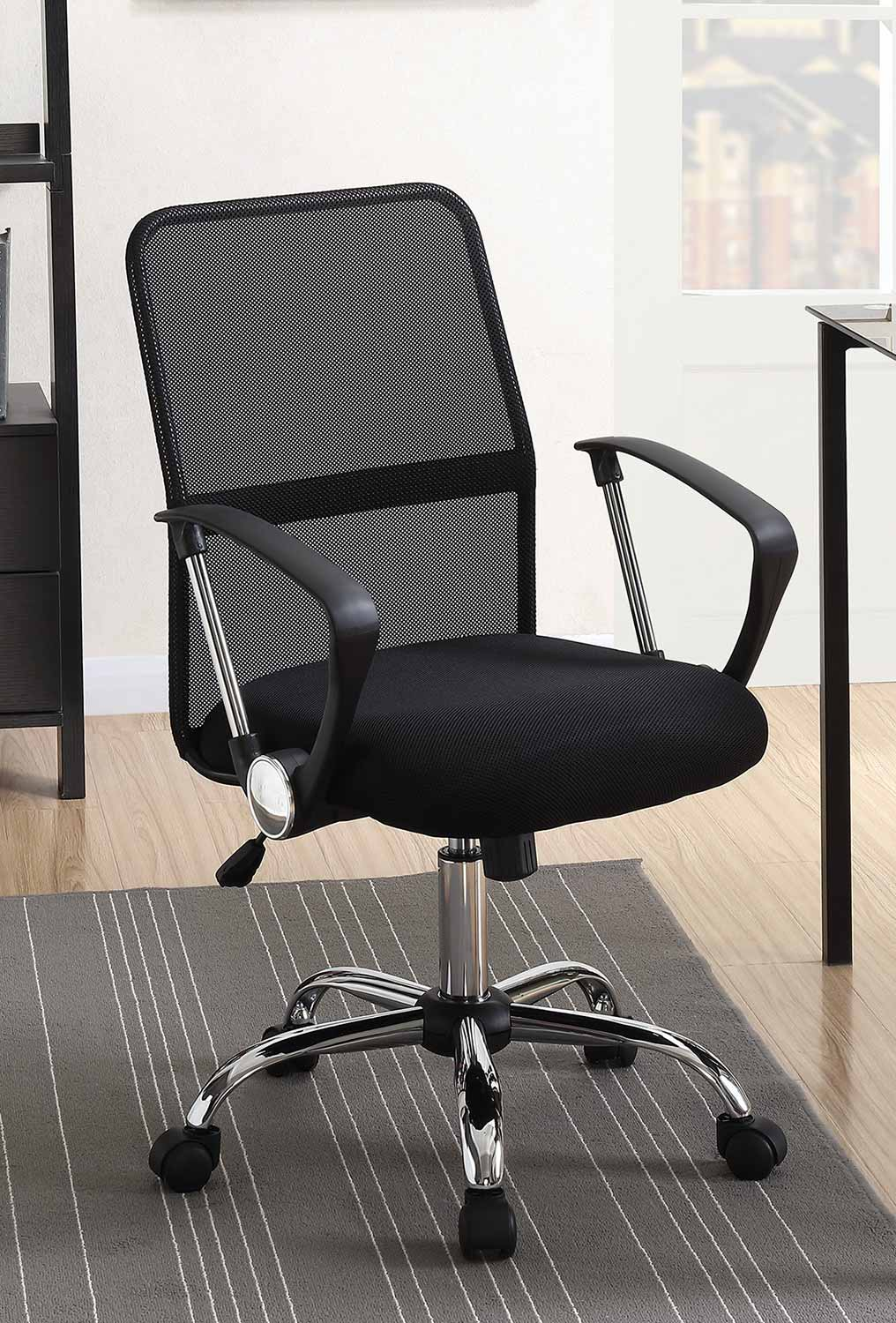 Coaster 801319 Office Chair - Black