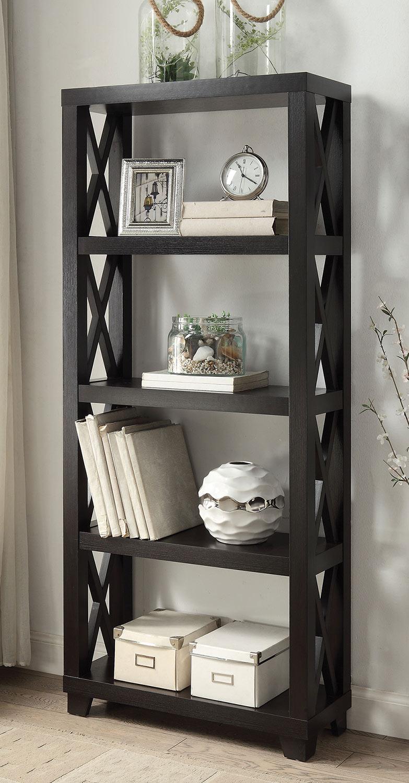 Coaster Humfreye Bookcase - Cappuccino