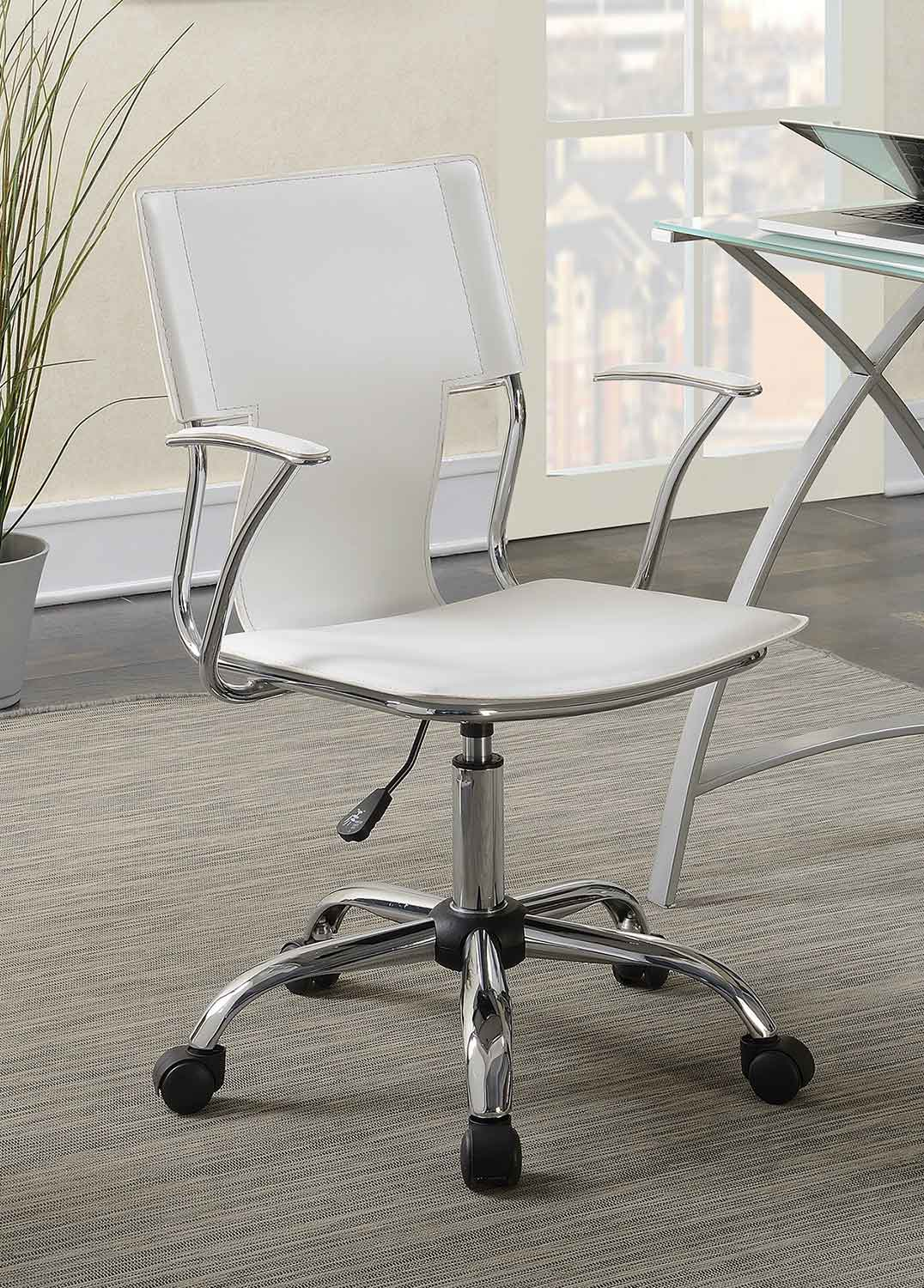 Coaster 801363 Office Chair - White