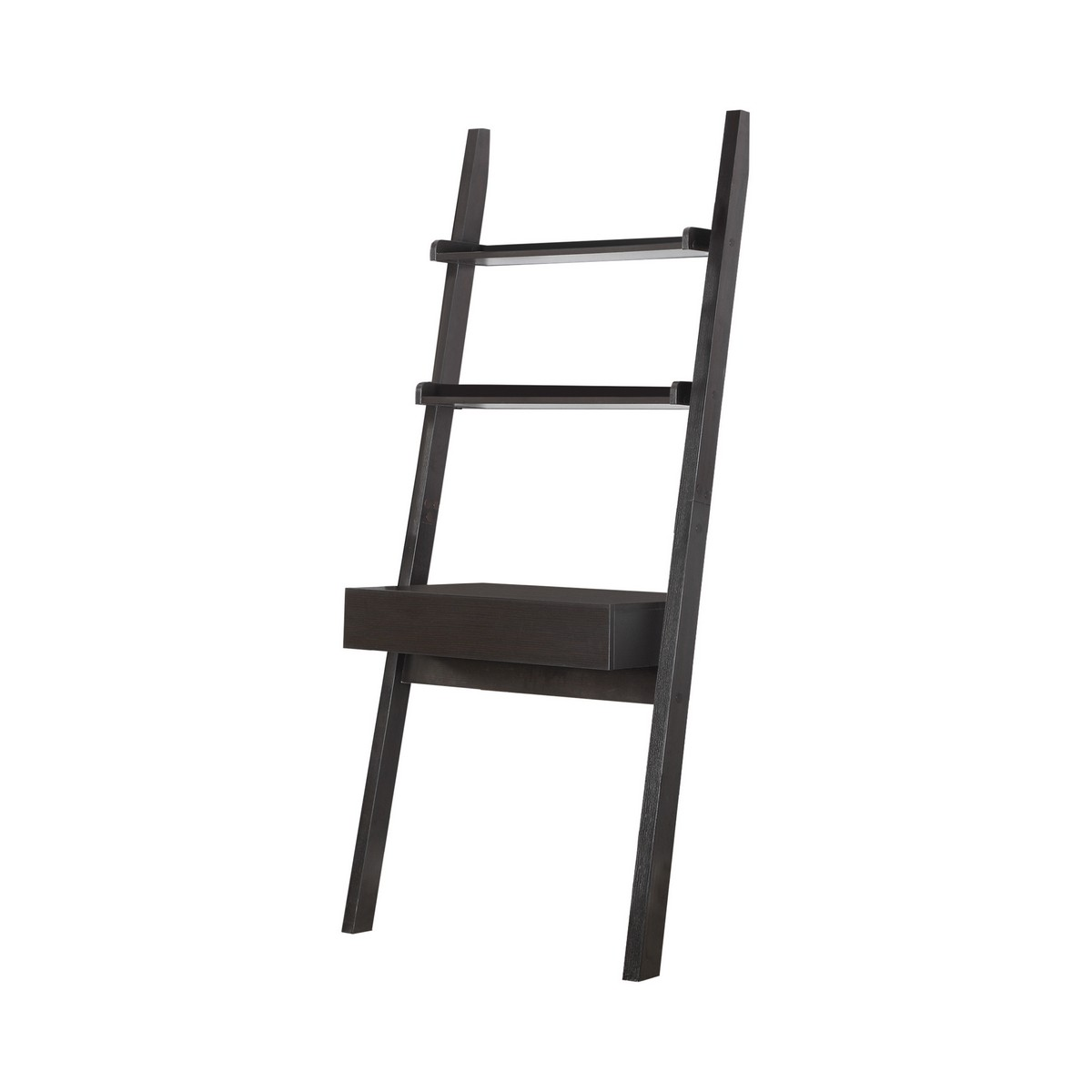 Coaster Colella Ladder Desk - Cappuccino