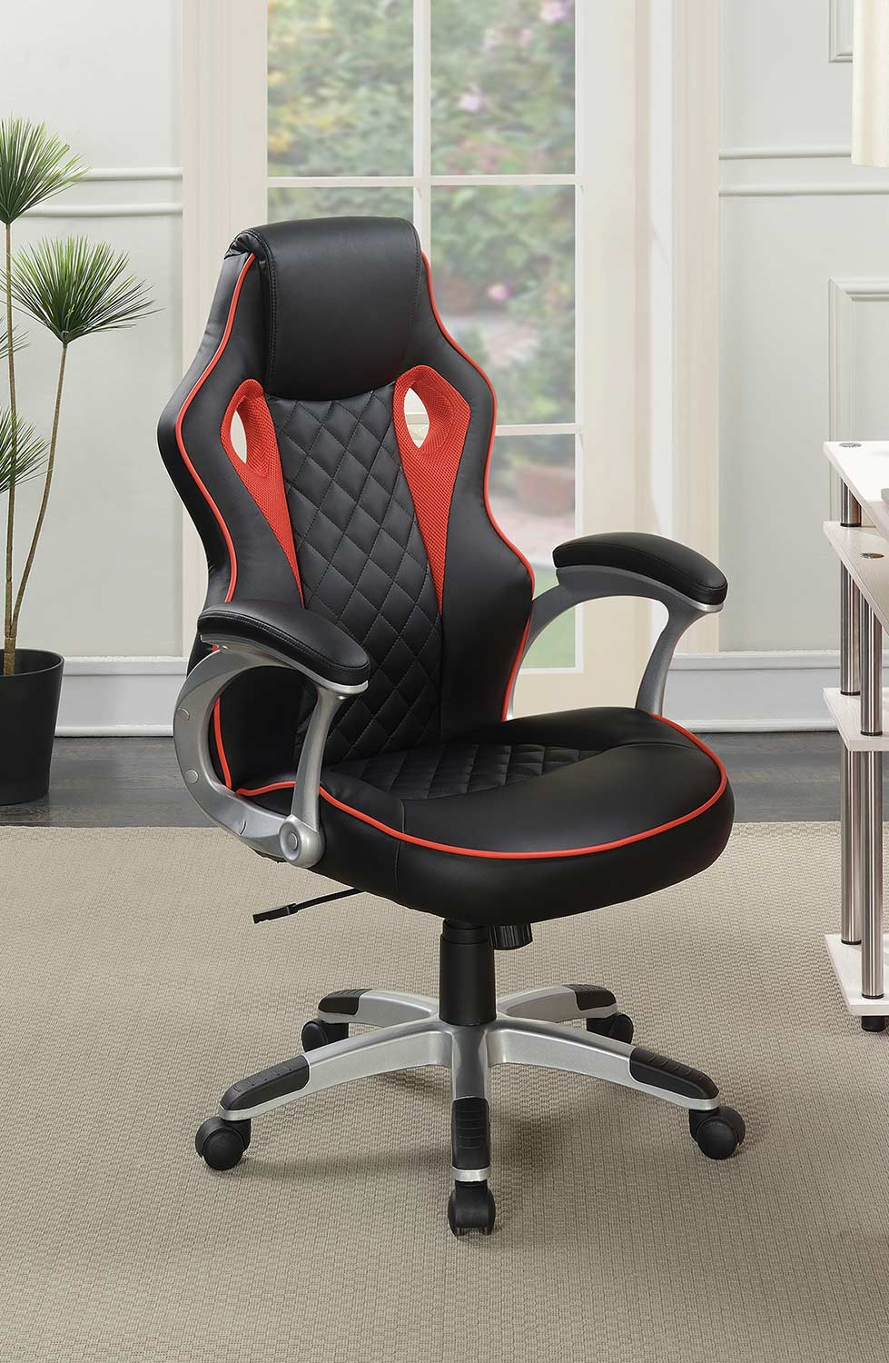 Coaster 801497 Office Chair - Black