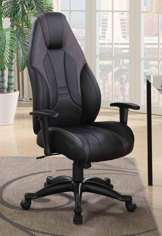 Coaster 801547 Office Chair - Black