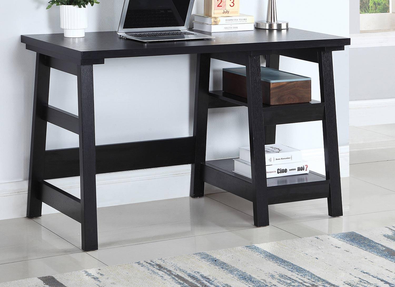 Coaster 801870 Writing Desk - Black