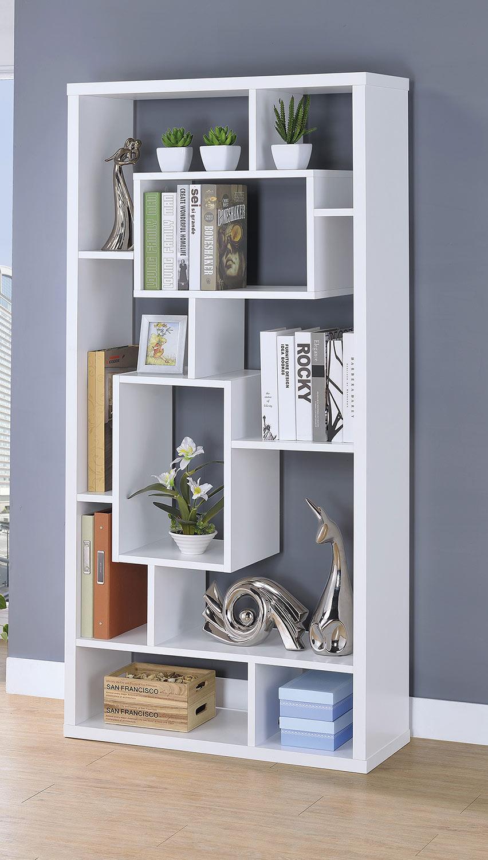 Coaster 802262 Bookcase - Black