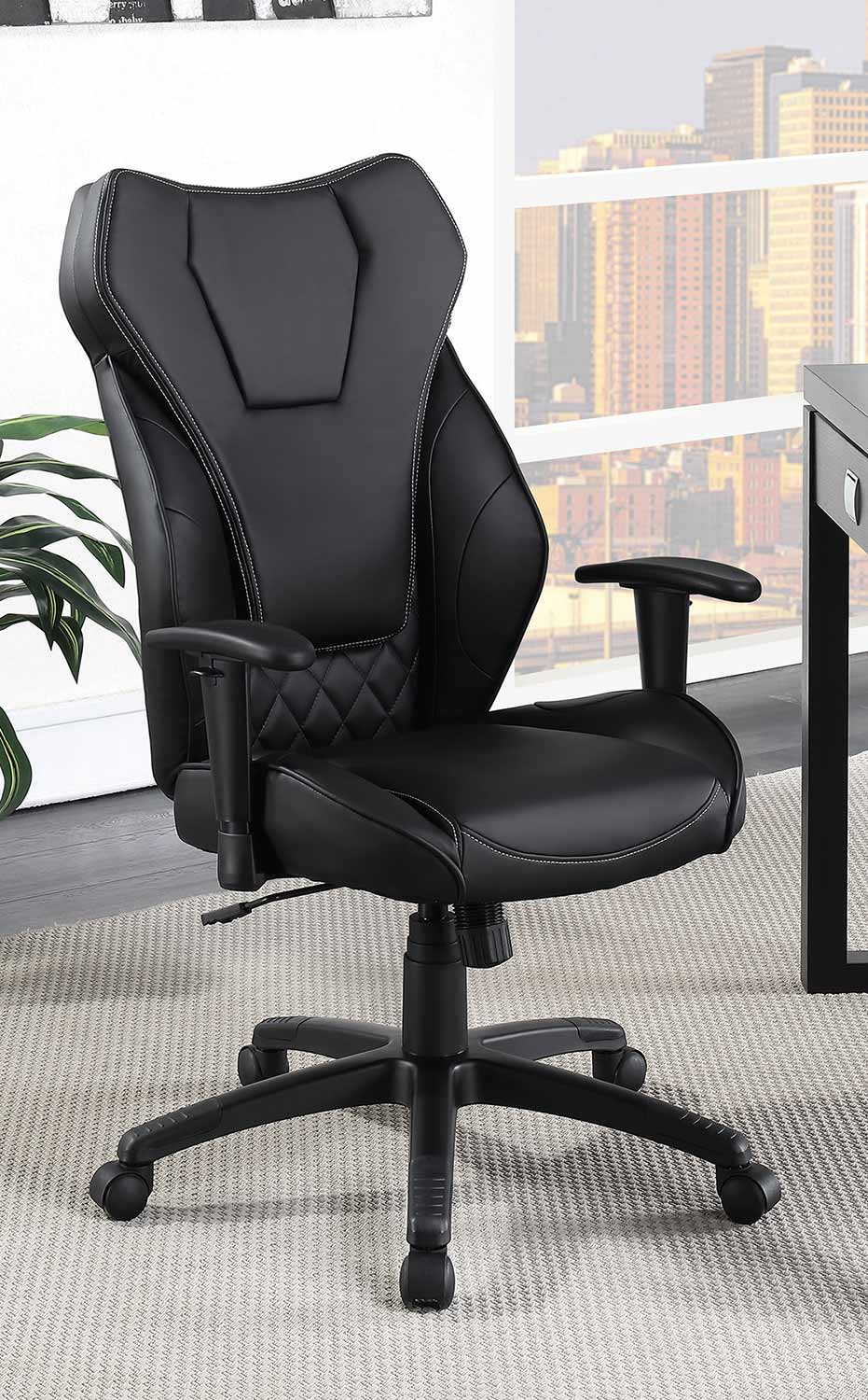 Coaster 802470 Office Chair - Black
