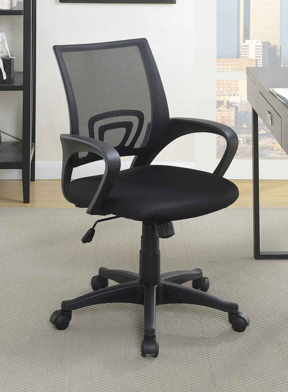 Coaster 881048 Office Chair - Black