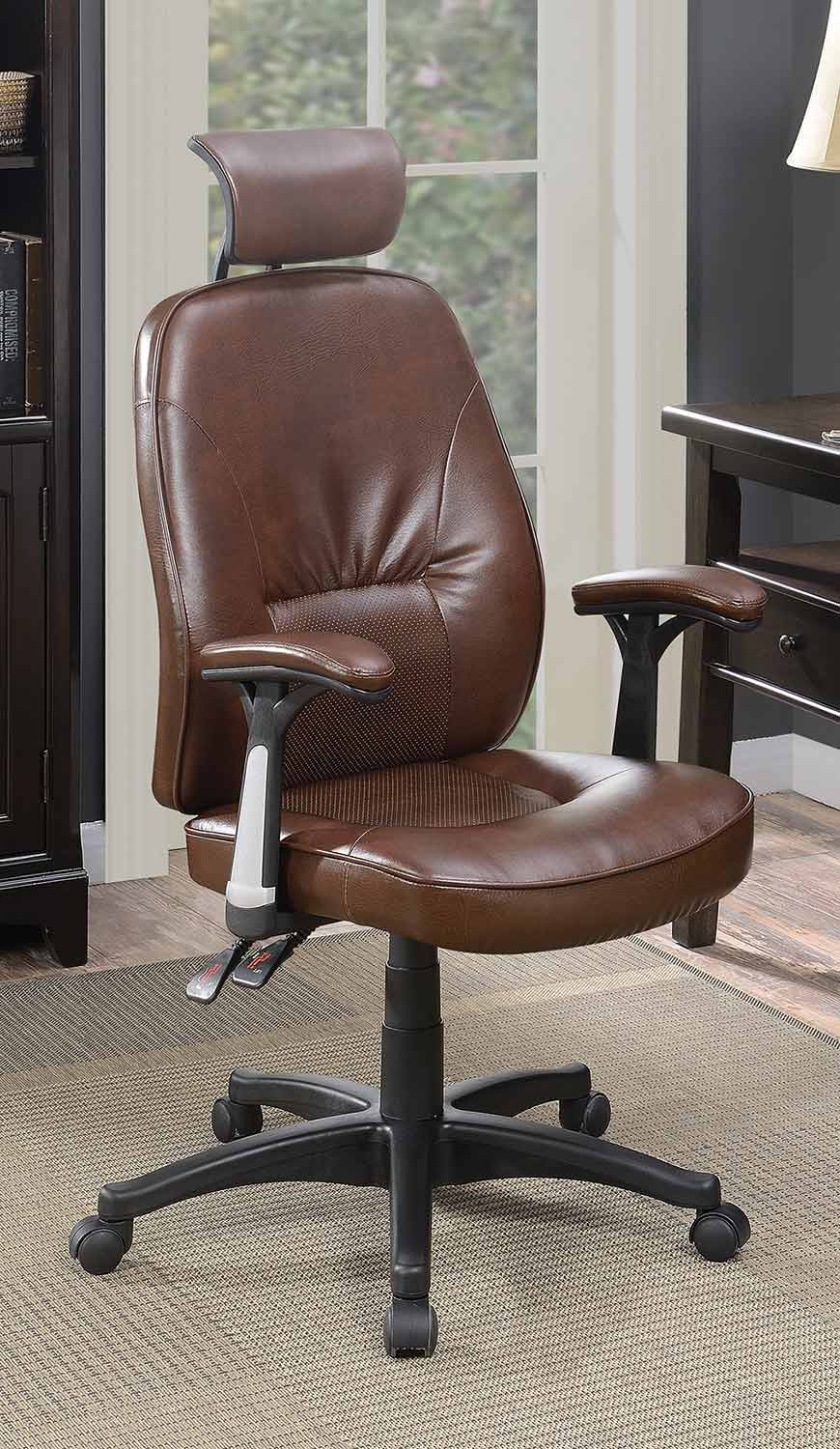 Coaster 881052 Office Chair - Brown