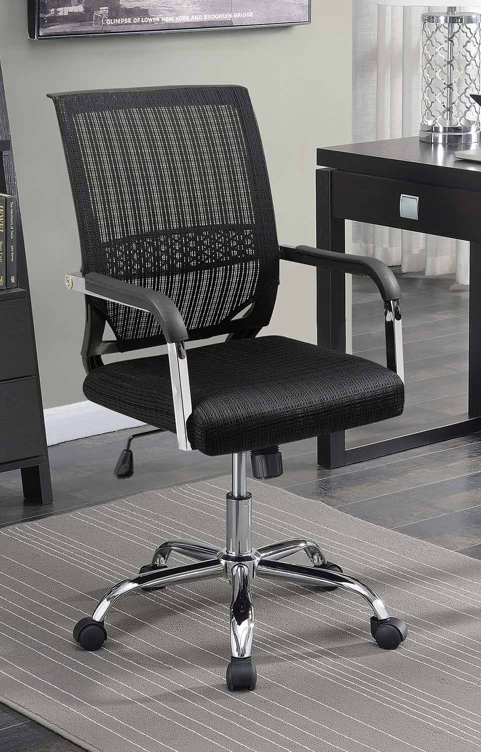 Coaster 881055 Office Chair - Black