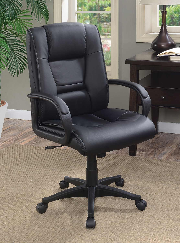 Coaster 881059 Office Chair - Black