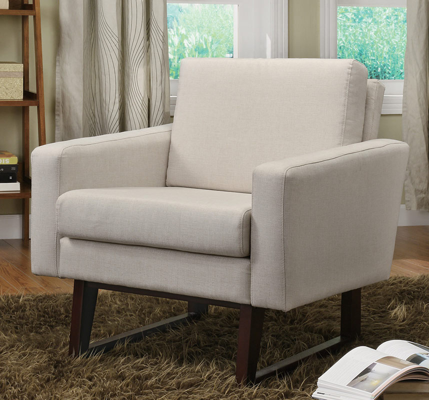 Coaster 90017X Accent Chair - Beige