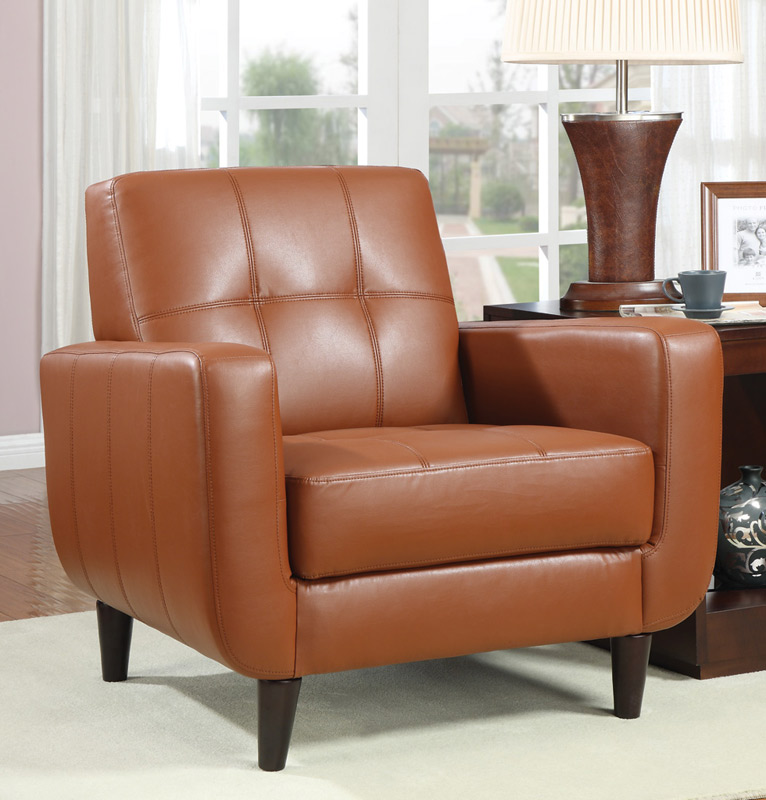 Coaster 90020X Accent Chair - Brown