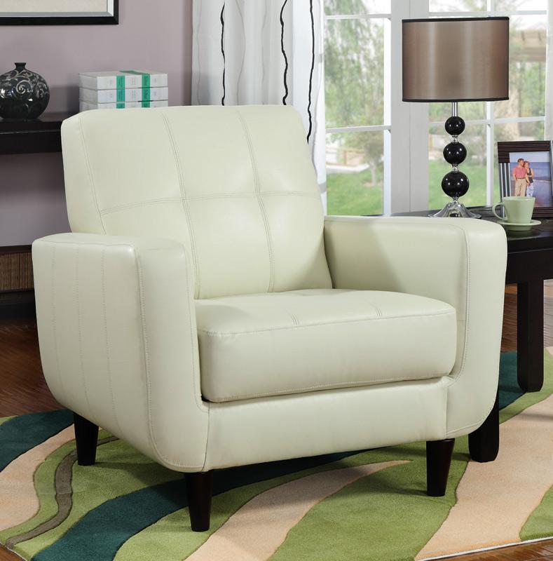 Coaster 90020X Accent Chair - Cream