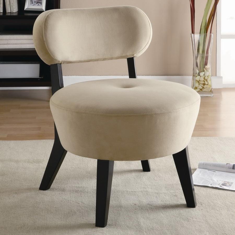 Coaster 900293 Accent Chair - Cream