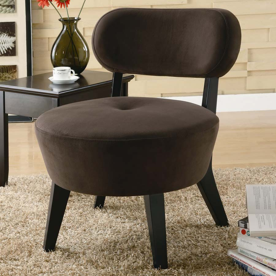 Coaster 900294 Accent Chair - Mocha