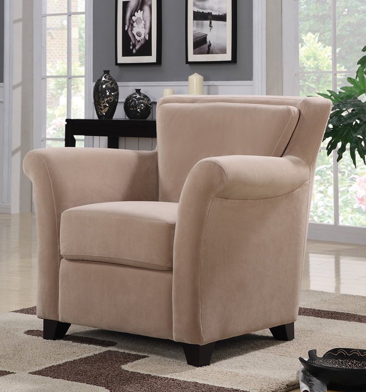 Coaster 90030X Accent Chair - Tan