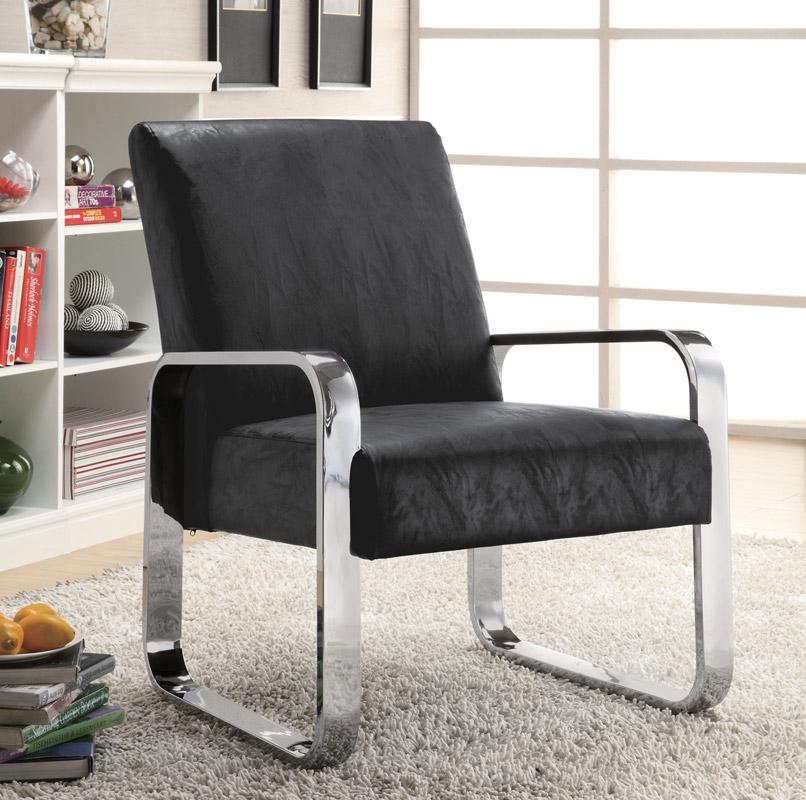 Coaster 90031X Leisure Chair - Black