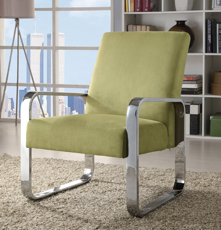 Coaster 90031X Leisure Chair - Light Green