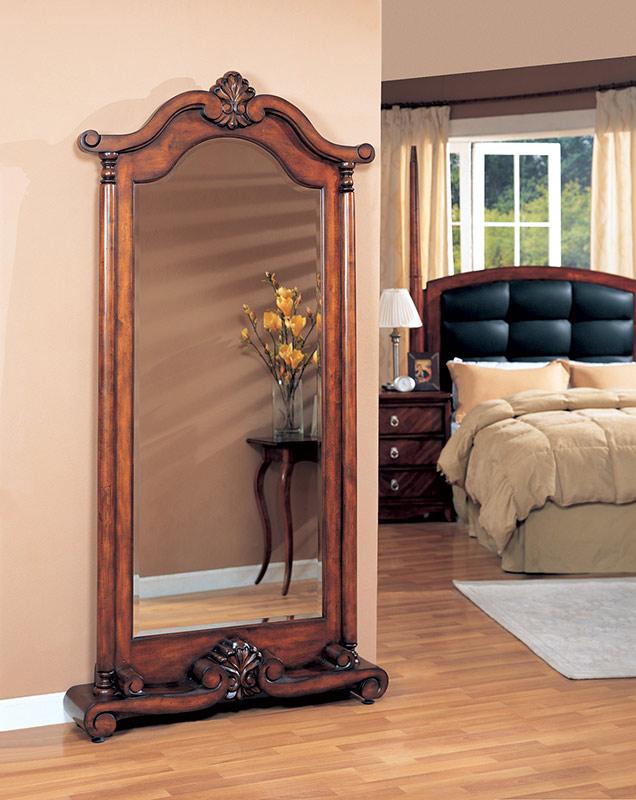 Coaster 900468 Floor Mirror 900468 At Homelement Com
