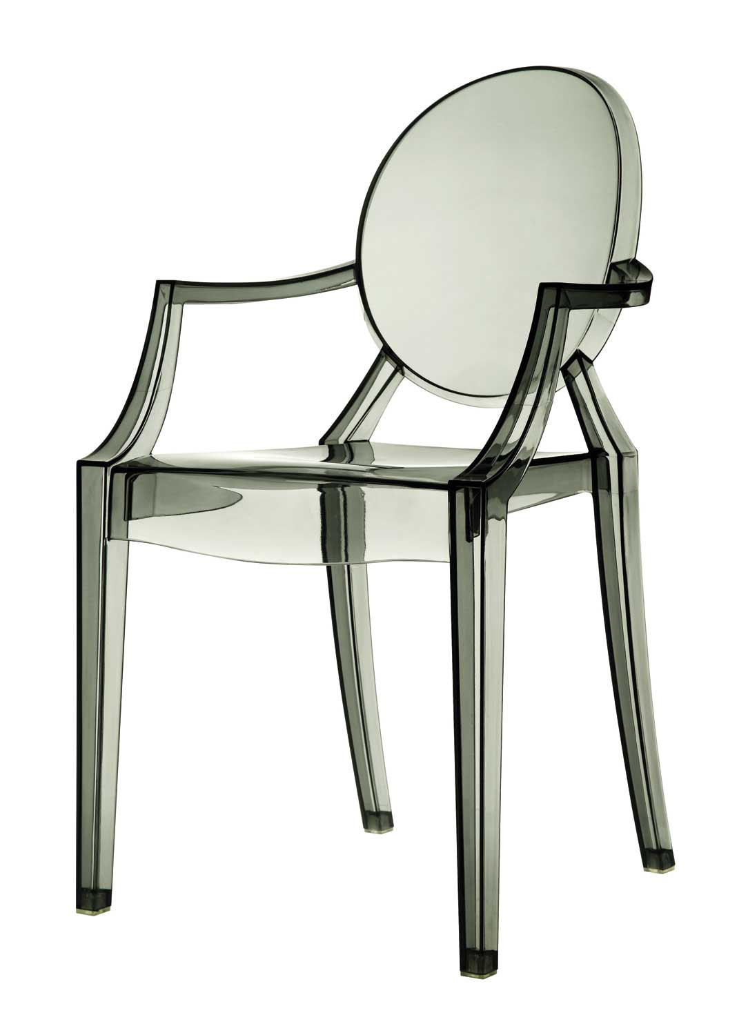 Coaster Eldridge Crystal Chair - Smoke