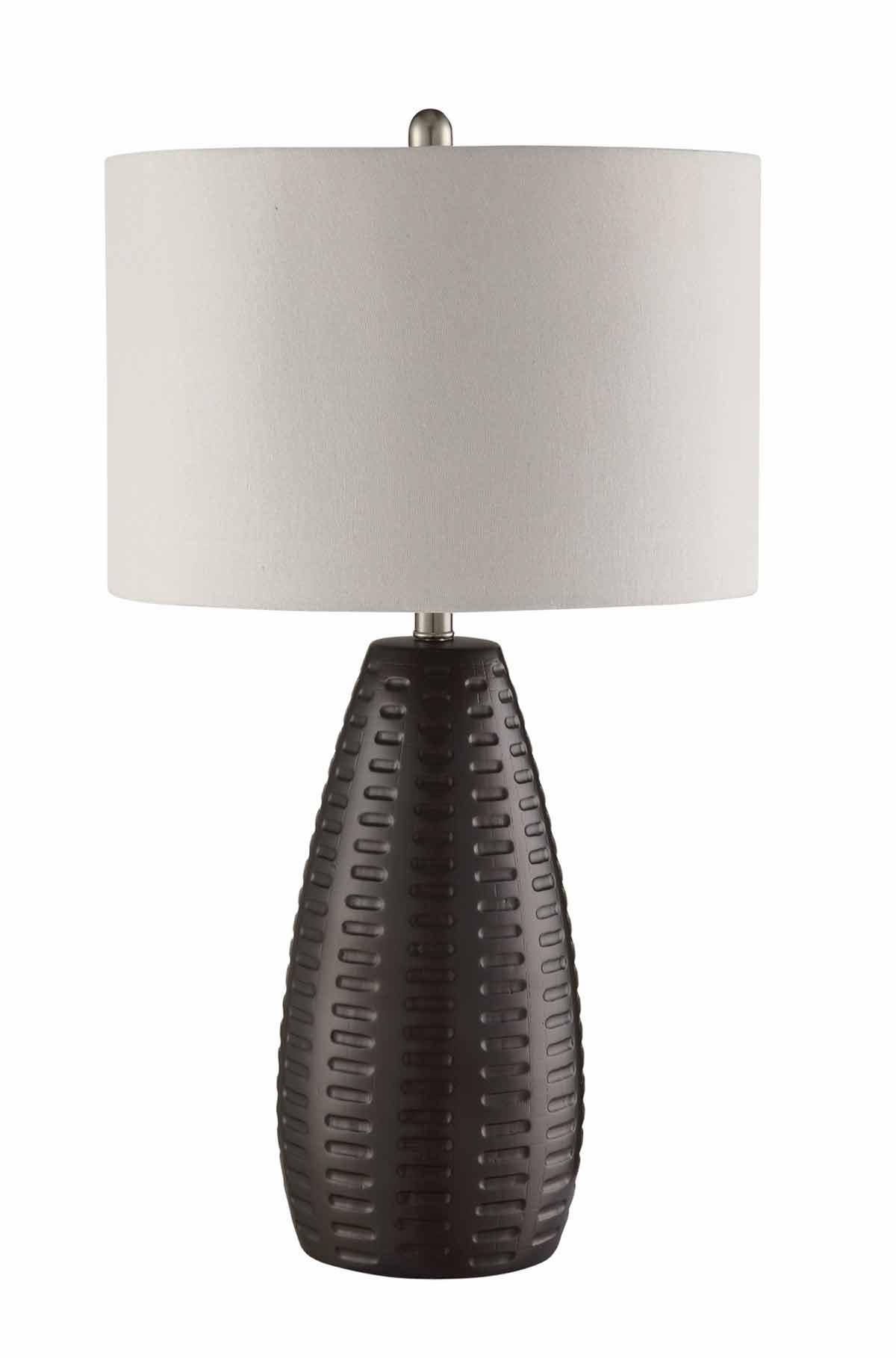 Coaster 901247 Table Lamp - Black