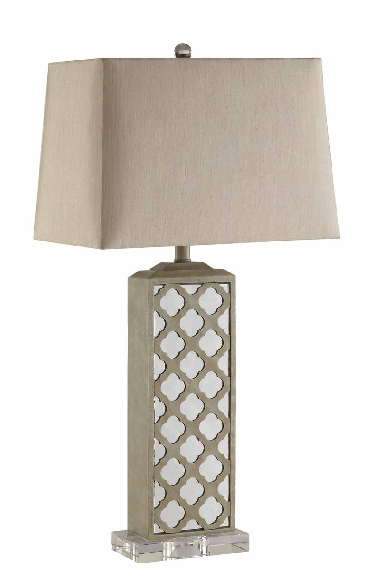 Coaster 901298 Table Lamp - Antique Ivory
