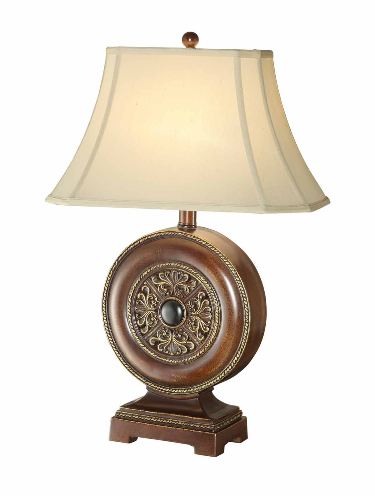 Coaster 901334 Table Lamp - Brown