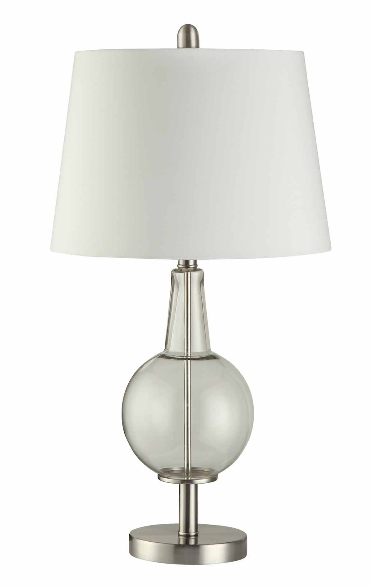 Coaster 901519 Table Lamp - Clear