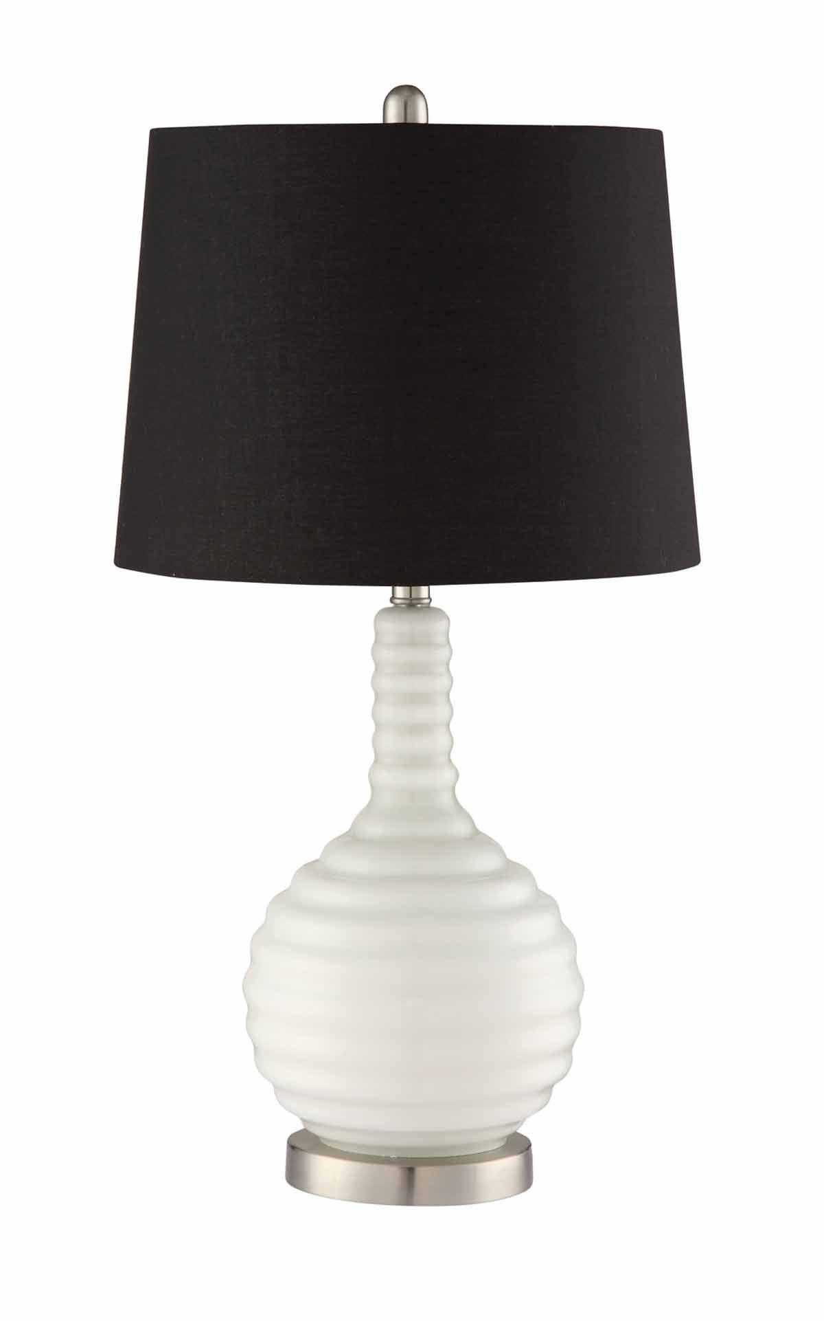 Coaster 901520 Table Lamp - White
