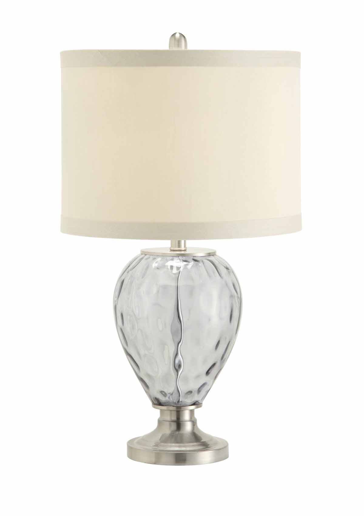 Coaster 901521 Table Lamp - Smoked Glass