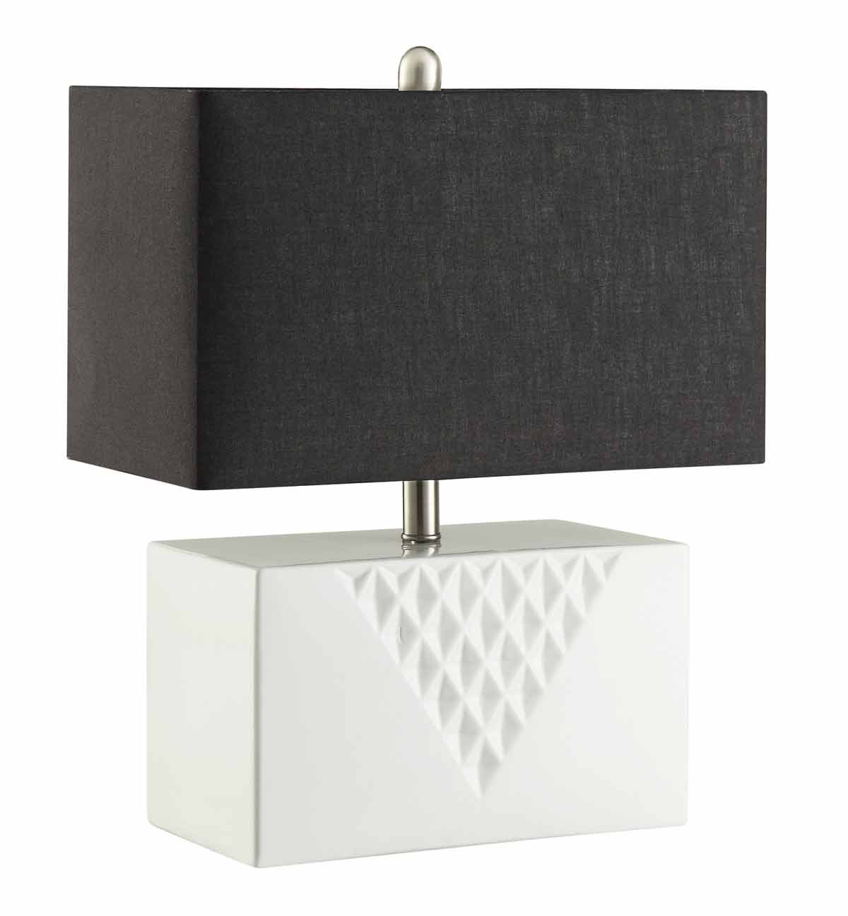 Coaster 901522 Table Lamp - White