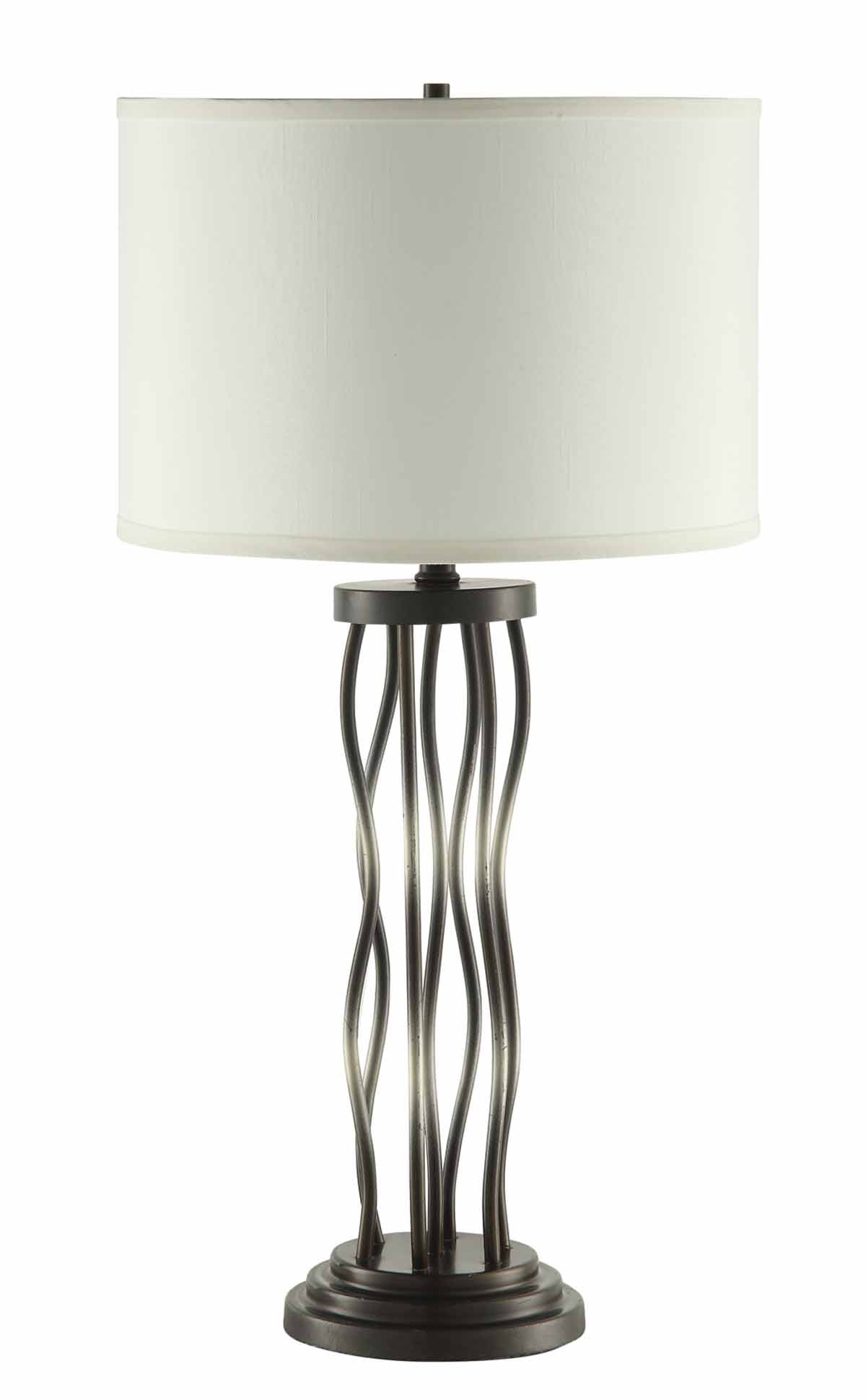 Coaster 901539 Table Lamp - Antique Bronze