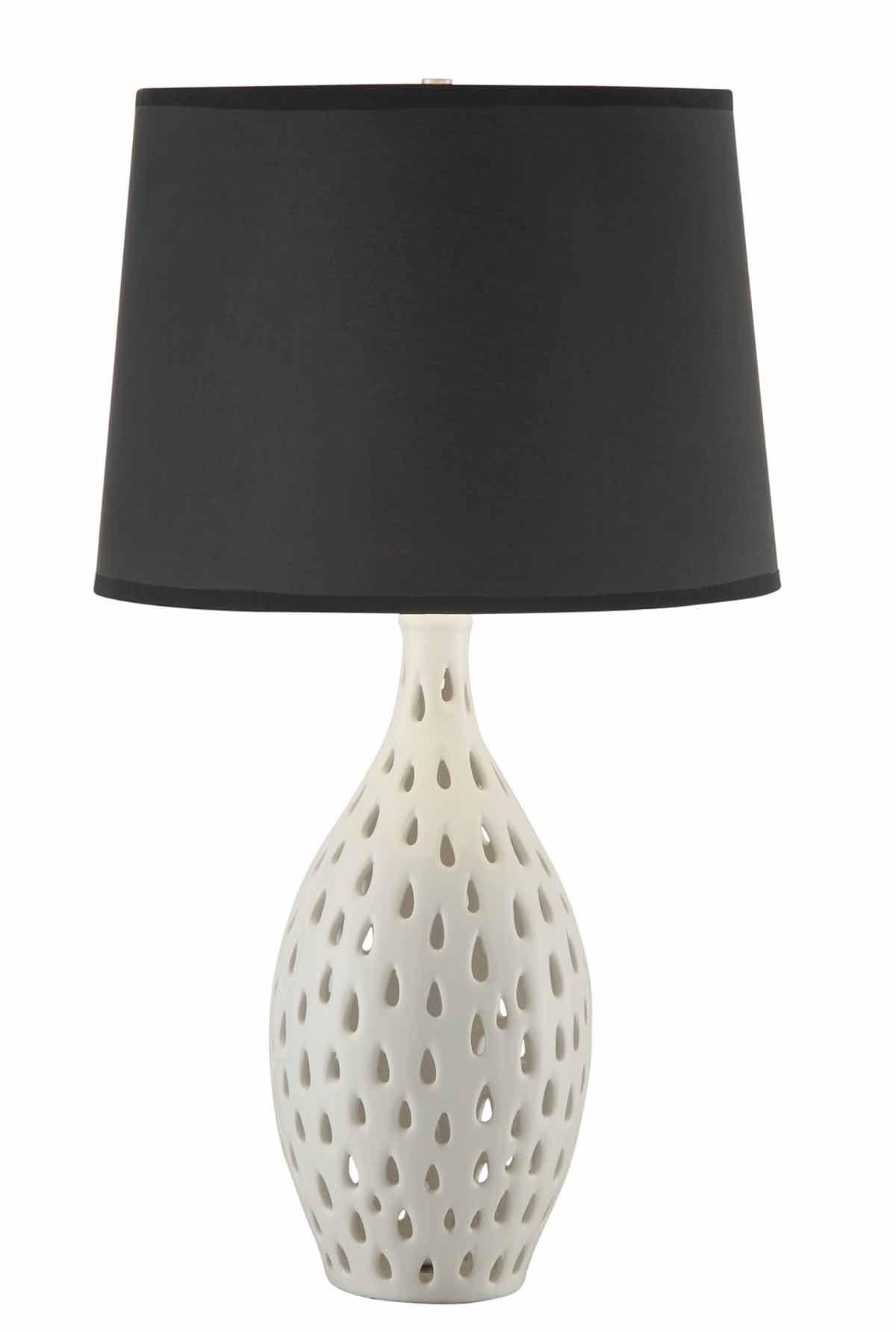 Coaster 901546 Table Lamp - White