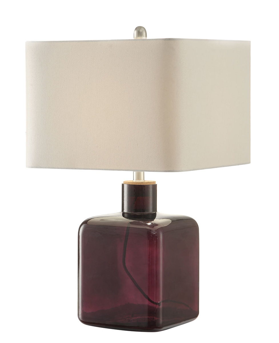 Coaster 901555 Lamp - Brown/White